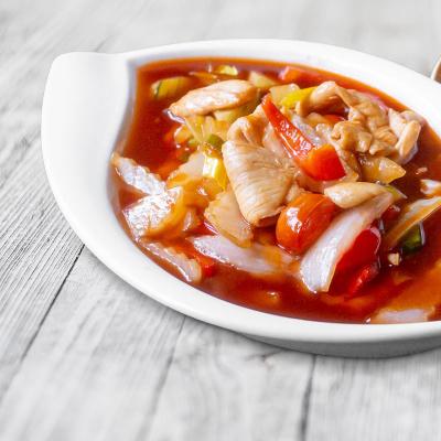 Fisch Süß-Sauer (Biew Wan)