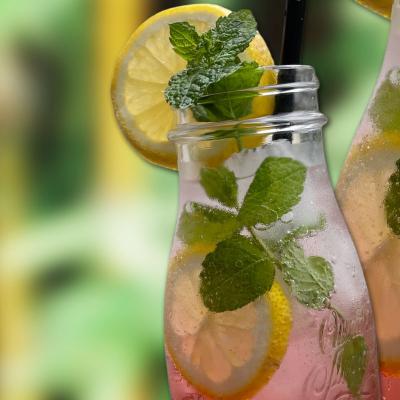 Homemade Watermelon Limo